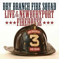Dry Branch Fire Squad Live at the Newburyport Firehouse 2 x CD Rounder Bluegrass