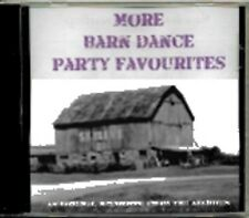 More Barn Dance Party Favourites  RARE Original Canadian Square Dance CD (New!)