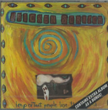 Chicken Scratch  - Important people lose their pants   New cd in seal Indie Rock