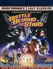 Roger Corman's Cult Classics: Battle Beyond the S (2011, Blu-ray New) BLU-RAY/WS