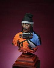 SK Miniatures Kusunoki Masashige Samurai 1/9th  resin Bust kit OOP LAST FEW