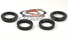 KAWASAKI ELIMINATOR 250 FORK SEALS & DUST WIPERS *88-94