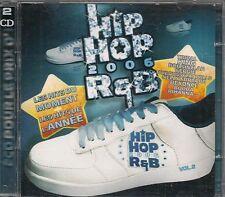 2 CDS COMPIL 31 TITRES--HIP HOP R&B 2006 VOL 2--FERGIE/RIHANNA/FURTADO/NE YO/