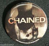 SDCC San Diego Comic Con 2012 Jennifer Lynch CHAINED Movie Promo Pin-Back Button