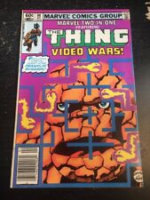 Marvel Two-in-one#98 Awesome Condition 8.0(1983) Byrne Cover!!