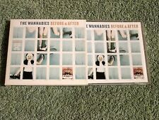 THE WANNADIES before & after COOKING VINYL CD enhanced COOKCD259 NEW!