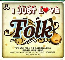 I Just Love Folk - 3CD