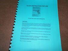 Glock, 17, 17L, 19, 20, 21, 22, 23, 24, Manual, Semi-automatic, 9 Pages