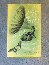 Jeff Tweedy Fillmore Concert Poster F754 2006 Nels Cline
