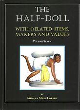 NEW Half-Doll Book Volume 7 Seven Black Cover, Related Items