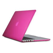 "NEW SPECK SeeThru Pink Protective Hardshell Case For MacBook PRO 15"" Retina"