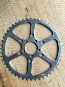 TA outer chainring. 48 t. Vintage