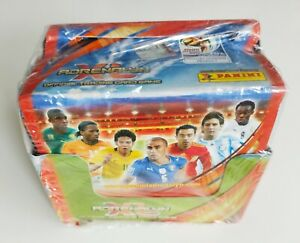 Panini Adrenalyn XL Trading Cards World Cup Wc South Africa 2010 - Display Box