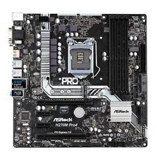 ASRock H270M Pro4, LGA 1151, Intel Motherboard