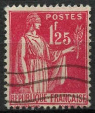 French Used Postage Stamps