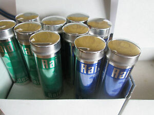 Raidex Markers - Green or Blue  - REDUCED TO CLEAR