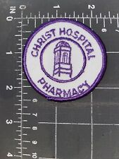 Vintage Christ Hospital Pharmacy Patch Medical Center Health Systems Ohio Oh Rx