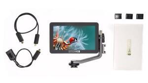 SmallHD Focus 5'' On-Camera Touchscreen Monitor Kit - ORIGINAL BOX