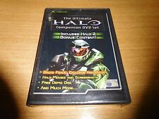 Ultimate Halo Companion DVD Set for XBox (not 360) Brand New Sealed PAL