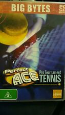 Perfect Ace Pro Tournament Tennis PC GAME -FREE POST