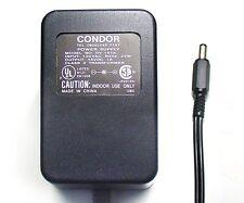 1 Pc - Condor Ac-Dc Adapter 15Vdc-1Amp 2.5mm Dc Power Plug # Zdv-151A