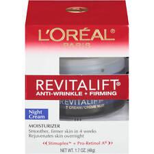 NEW! L'Oreal Paris Revitalift Anti Wrinkle + Firming Night Cream (FREE SHIPPING)