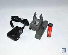 Streamlight Strion USB PiggyBack Charger Base 74115 + Battery + Fast AC Cord