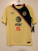 NIKE Club America 2018/2019 Home Jersey Youth XL MSRP $75 BRAND NEW