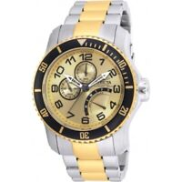 Invicta 17357 48mm Pro Diver Scuba Day Date Stainless Steel Mens Watch