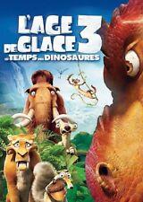 L'Age de glace 3 Le temps des dinosaures DVD NEUF SOUS BLISTER
