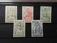 """Nederland NVPH 544/548 Kinderzegels """"Levigne"""" 1949 Prachtig Postfris !!!"""