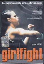 Dvd Girlfight Avec Michelle Rodriguez Nouveau 2001