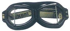 Climax gafas 518 negro gafas moto nostalgia retro Chopper