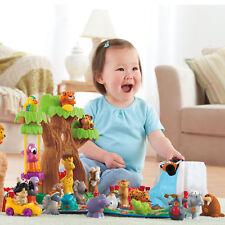 Fisher-Price Little People A To Z Learning Zoo
