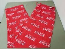 New Mens Enjoy Coca Cola Drawstring Sleep Lounge Pants.  Retail  44.00