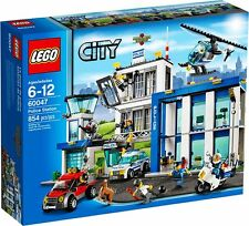 LEGO CITY 60047: Police Station - Brand NEW in Box