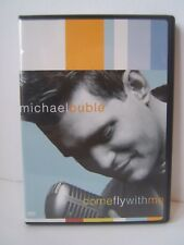 Michael Buble Come Fly With Me DVD 2004 Includes Audio CD