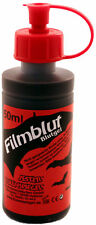 Film BLUT dunkel Kunstblut Flasche flüssig Eulenspiegel 50 ml Schminke