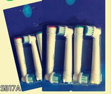 Pack 12 recambios compatibles oral B Precision Clean cabezal Braun