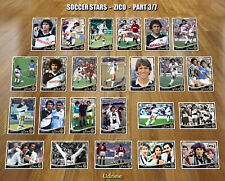 Zico Udinese Calcio 24 Cards soccer football Zico Soccer Stars Collection NEW !!