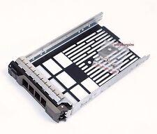 "Dell 3.5"" F238F 0F238F SAS Tray Caddy R710 R610 R410 R720 T610 - US Seller"