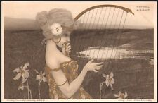 Raphaël Kirchner. Greek Vergins. Dell'Aquila D.30-11.  1900