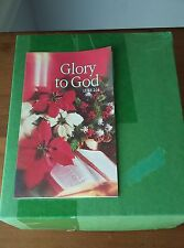 Vtg Christmas Church Program Announcement Bulletin Printer Paper 100 Ct Ephemera