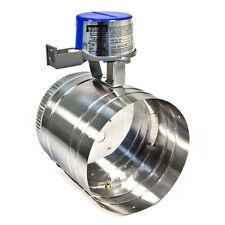 "Field Controls 4"" Automatic Gas Vent Damper GVD-4PL"