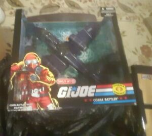 G.I. Joe COBRA RATTLER WITH WILD WEASEL Target Exclusive NEW 25th Anniversary