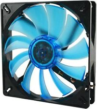 Gelid Solutions Wing 14 UV Blue 140mm x 25mm 14cm High Performance Case Fan