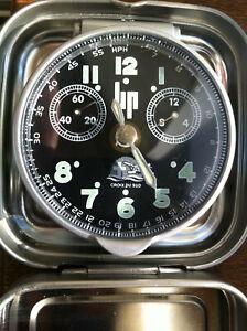 LIP -  Réveil de poche Type 10 - CROIX DU SUD  Alarm clock of pocket - Collector