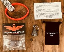 SHRINER GUARDIAN BELL COMPLETE MOTORCYCLE KIT W/ HANGER & WRISTBAND
