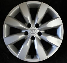 "Genuine Toyota Corolla Hubcap  2014 2015 2016 16"" wheel Cover"