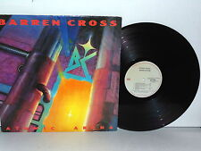 BARREN CROSS Atomic Arena LP Vinyl Xian Mike Lee Ray Parris King Of Kings 1988